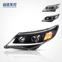 适用于丰田凯美瑞大灯(中东版)改装LED大灯总成 远征车灯