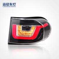 适用于丰田FJ酷路泽LED尾灯 远征车灯